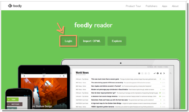 Feedly-top